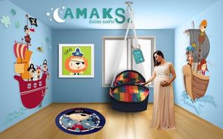 Amacas Cuna De Bebe