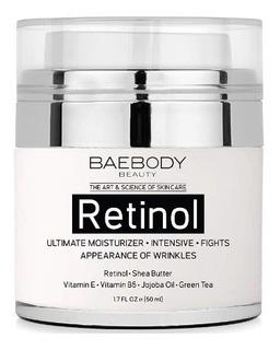 Baebody Beauty Retinol, La Mejor Crema Con Retinol