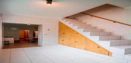 Imagem 1 de 29 de Sobrado Com 03 Dormitórios E 136 M²   Lapa De Baixo , São Paulo   Sp - Sb334735v