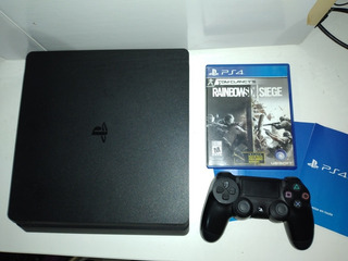 Ps4 Slim + Joystick Y R6 C X Xbox One S