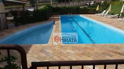 Apartamento Com 2 Dormitórios À Venda, 47 M² Por R$ 266.000,00 - Jardim Nova Europa - Campinas/sp - Ap1997