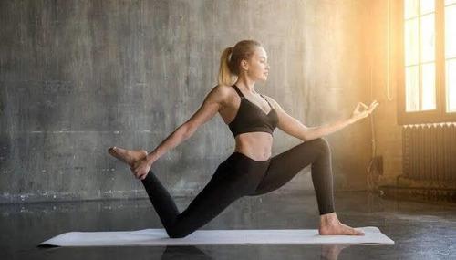 Imagem 1 de 1 de Aula Particular De Yoga
