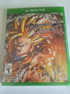 Dragon Ball Fighterz Xbox One Nuevo Sellado