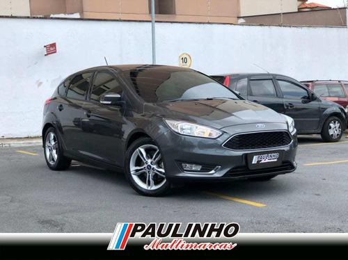 Ford Focus 1.6 S/se/se Plus Flex 8v/16v  5p Flex 2018