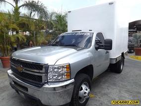 Camiones Cavas Chevrolet C3500