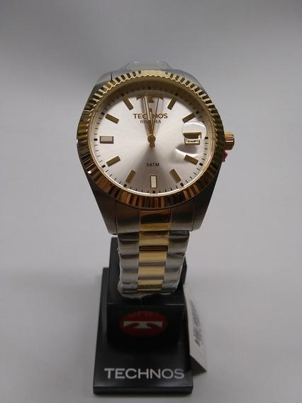 Relógio Technos Riviera 2415cg/5b