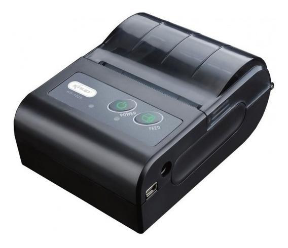 Mini Impressora Termica Portátil Bluetooth Knup Kp-1025 Andr