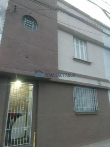 Sobrado Com 2 Dormitórios Vila Monumento - Bi27428