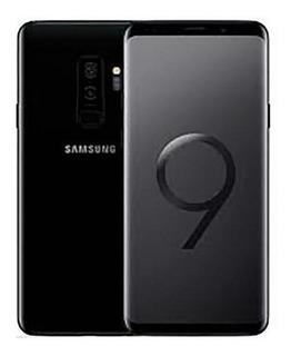 Celular Samsung S9 Plus Negro De 64 Gb Nuevo Sellado