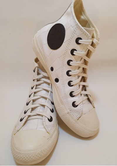 Raro All Star Converse Croco Branco Feminino 36 Frete Grátis