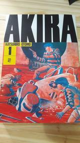 Akira Vol 1 Katsuhiro Otomo Jbc - Acompanha Postal Exclusivo
