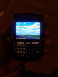 Blackberry 8700 De Coleccion Y Operativo