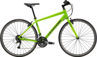Bicicleta Cannondale Quick 6 Rod. 700 Urbana Hibrida - Racer