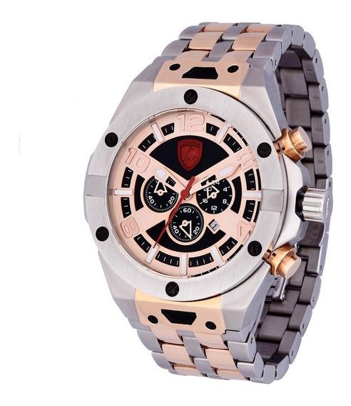 Relógio Lamborghini Lb90054654m Masculino