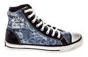 Zapatillas Wilson Crackback Print Blue Calzado Urbano