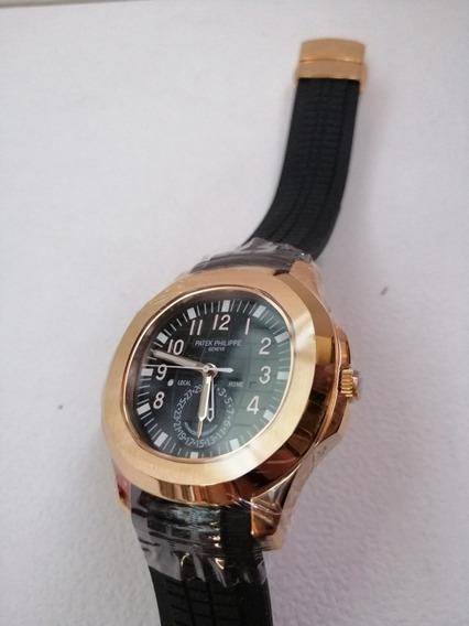 Reloj De Pulsera Patek Philippe Automatico