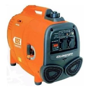 Grupo Electrógeno Generador Nafta Inverter 1100w Lusqtoff Fc