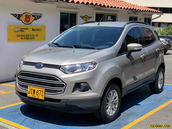 Ford Ecosport Se At 2000 4x2