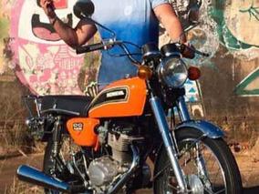 Moto Honda Cg125