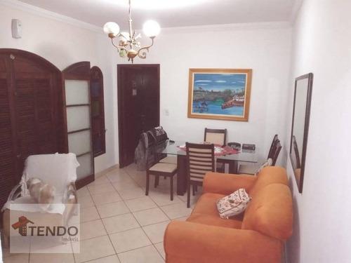 Imagem 1 de 19 de Imob01 - Casa 150 M² - Venda - 2 Dormitórios - São Bernardo Do Campo/sp - Ca0295