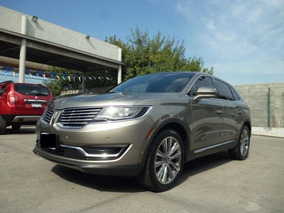 Lincoln Mkx Reserve Awd
