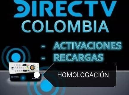 Homologaciomes Y Recargas Directv Colombiano A Venezolano