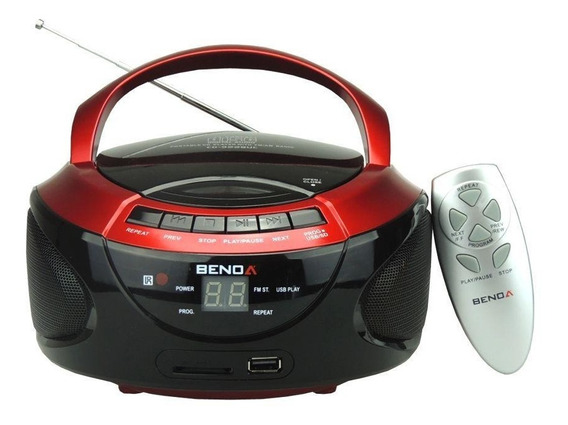 Rádio Benoá Cd9228uc Am Fm Usb
