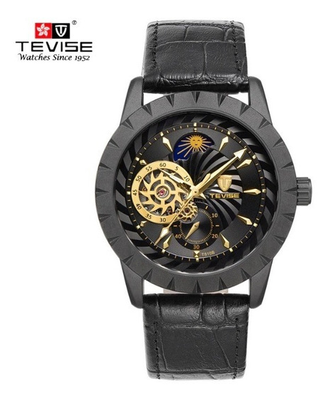 Relógio Automático Masculino Tevise
