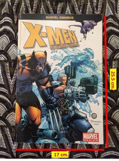 X-men Los Numeros Perdidos Marvel Omnibus + Regalo