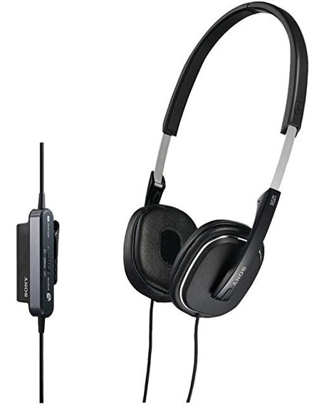 Headphone Ultra-lightweight Noise Canceling Sony Mdr-nc40