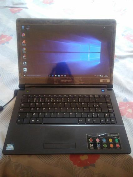 Notebook Megaware Meganote Kripton. Apenas Retirada Em Mãos.