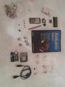 Kit Arduino Uno + Livro Arduino Basico