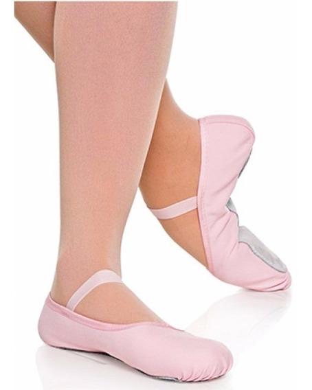 Sapatilha Bailarina Ballet Bale Tamanho 18
