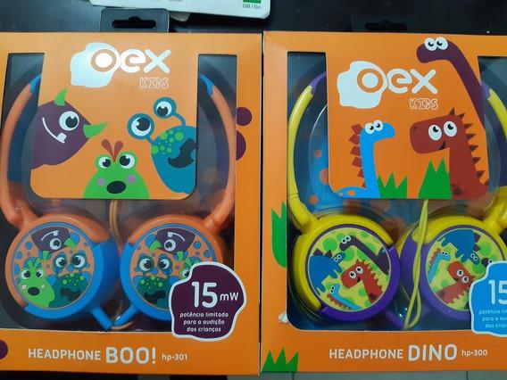 Fone Oex Infantil