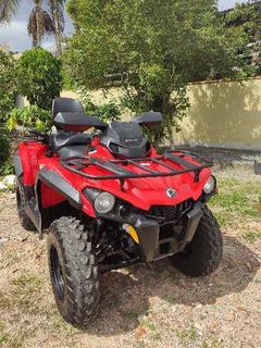 Quadriciclo Can Am 570cc Max Brp