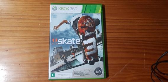Skate 3 Original Xbox 360 Completo
