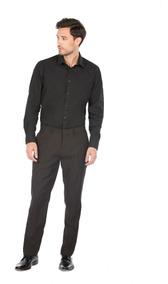 Pantalón De Vestir Fantasía Hombre Macowens
