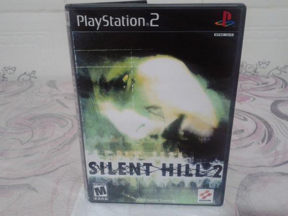 Silent Hill Coleção Completa - Patchs Para Ps2