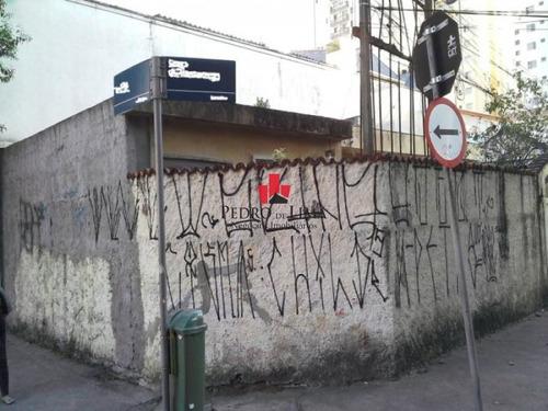 Imagem 1 de 5 de Terreno  9 X 22  No Tatuapé - Tp11453