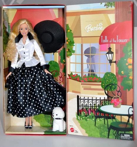 Imagen 1 de 1 de Barbie Muñecas De Avon De La Ciudad De Conversacion Con Pe