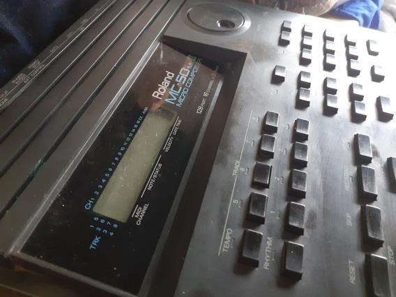 Secuenciador Roland Mc 50 Mk2 Perfecto Estado