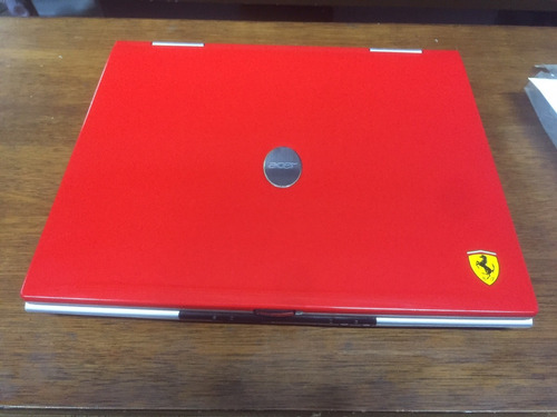 Note Book Ferrari Enzo