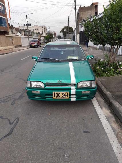 Mazda 323 1300 Placa Idg344