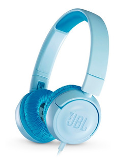 Auriculares Jbl Jr300 Niños Kids Cable 1mt Colors Caballito
