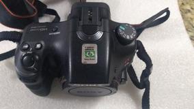 Câmera Sony Alpha (só O Corpo) A65 (slt-a65) + Três Baterias