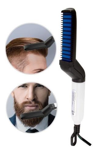 Chapinha Modelador E Alisador De Cabelo E Barba Masculino