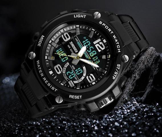Relógio Esportes / Militar Cronômetro Skmei 1340