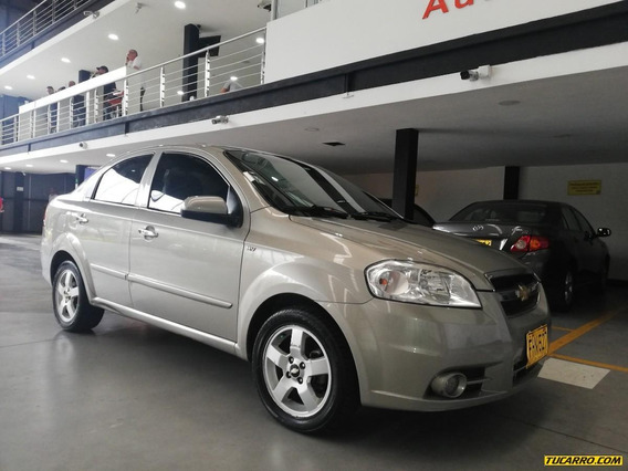 Chevrolet Aveo Emotion L