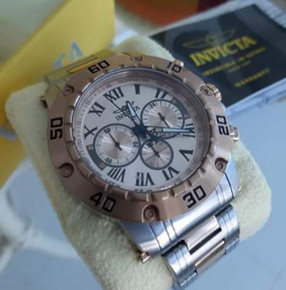 Relógio Original Invicta Specialty Reserve M19702 Seminovo.