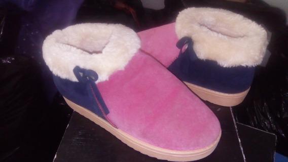 Zapato De Niña Tipo Botines